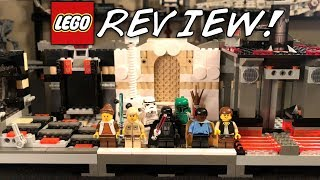 LEGO Star Wars 10123 CLOUD CITY Review!
