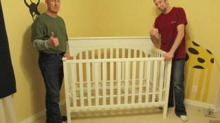 Grandpa & Josh Build A Crib...