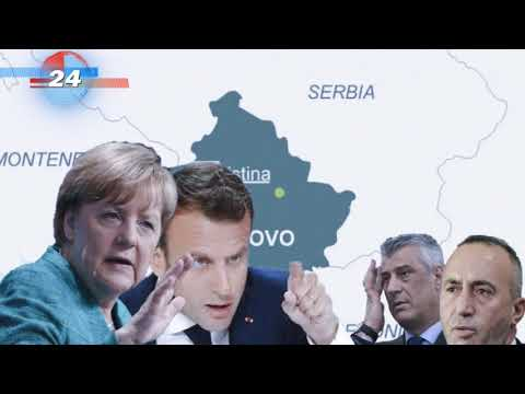 SRBIMA SE VRACA KOSOVO?! - MERKEL I MAKRON OTPISALI ALBANCE!: Konacna odluka pada...