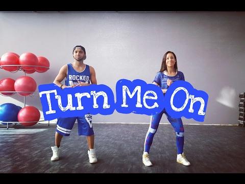 "Kevin Lyttle -""Turn Me On"" (Salsa Remix) //ZUMBA//DANCE//FITNESS// Choreo by Flurim&Anka"
