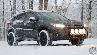 2018 Subaru Crosstrek Review | 1 Month & Modifications!