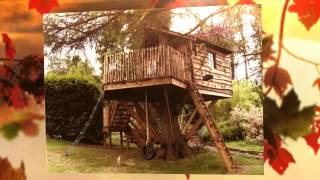 Tree House Building And Construction Ideas