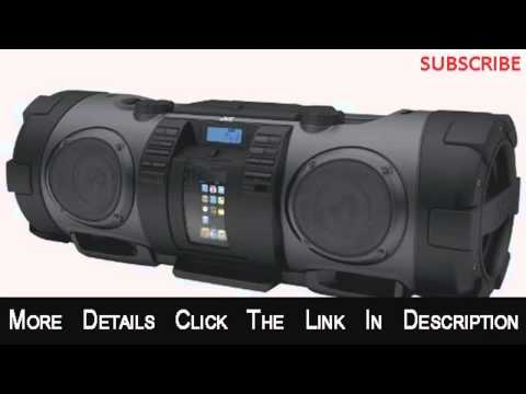 New JVC RV NB 52 Stereo Radio-Rekorder (CD-/MP3-Player, UKW-Tune Slide