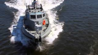 Safe Boats International 65-Foot Coastal Command Patrol Boat