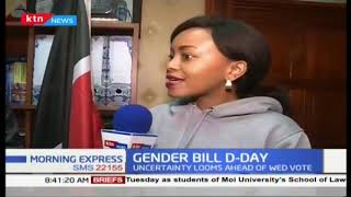 A total of 233 MPs needed to pass Two-Third-Gender Bill
