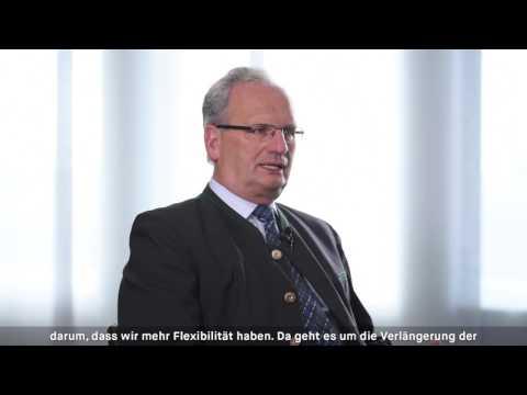 """Flexible Arbeitszeit: """"So möchte ich arbeiten!"""" - Hans Müller im Interview"""