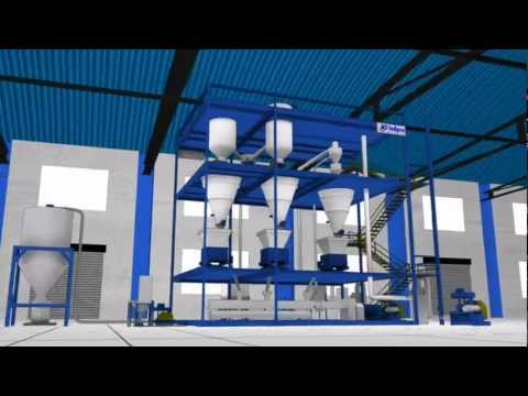 Pneumatic System Animation