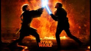 Repeat youtube video John Williams & London Symphony Orchestra - Anakin Vs. Obi-Wan / Battle of the Heroes
