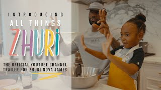 Introducing All Things Zhuri with Zhuri James