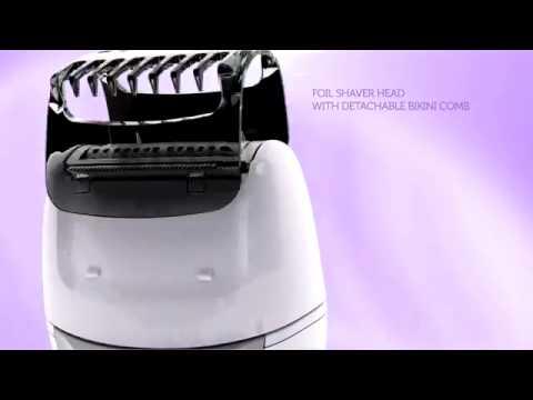 Remington EP7030 epilátor - YouTube 81db26e2bd
