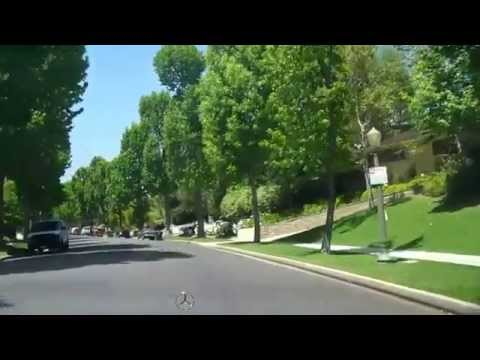 Tour of Little Holmby one of the best areas in Los Angeles in the Westwood Area.