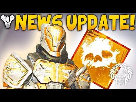 DESTINY 2 NEWS! Lord Saladin Returns, Mission Leak, Mercury Location, Vex Cyclops & Excavation Event
