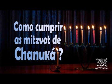 Motivos E Costumes Da Festa De Chanucá -  Programa Láma Rabino 191