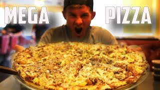 THE WESTSIDE PIZZA CHALLENGE | 8,500+ CALORIES