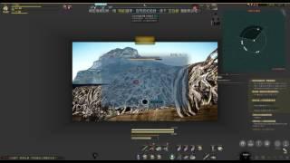 黑色沙漠 任務 [釣魚升級 Lv37] 技術高超的釣客 釣魚 魚叉