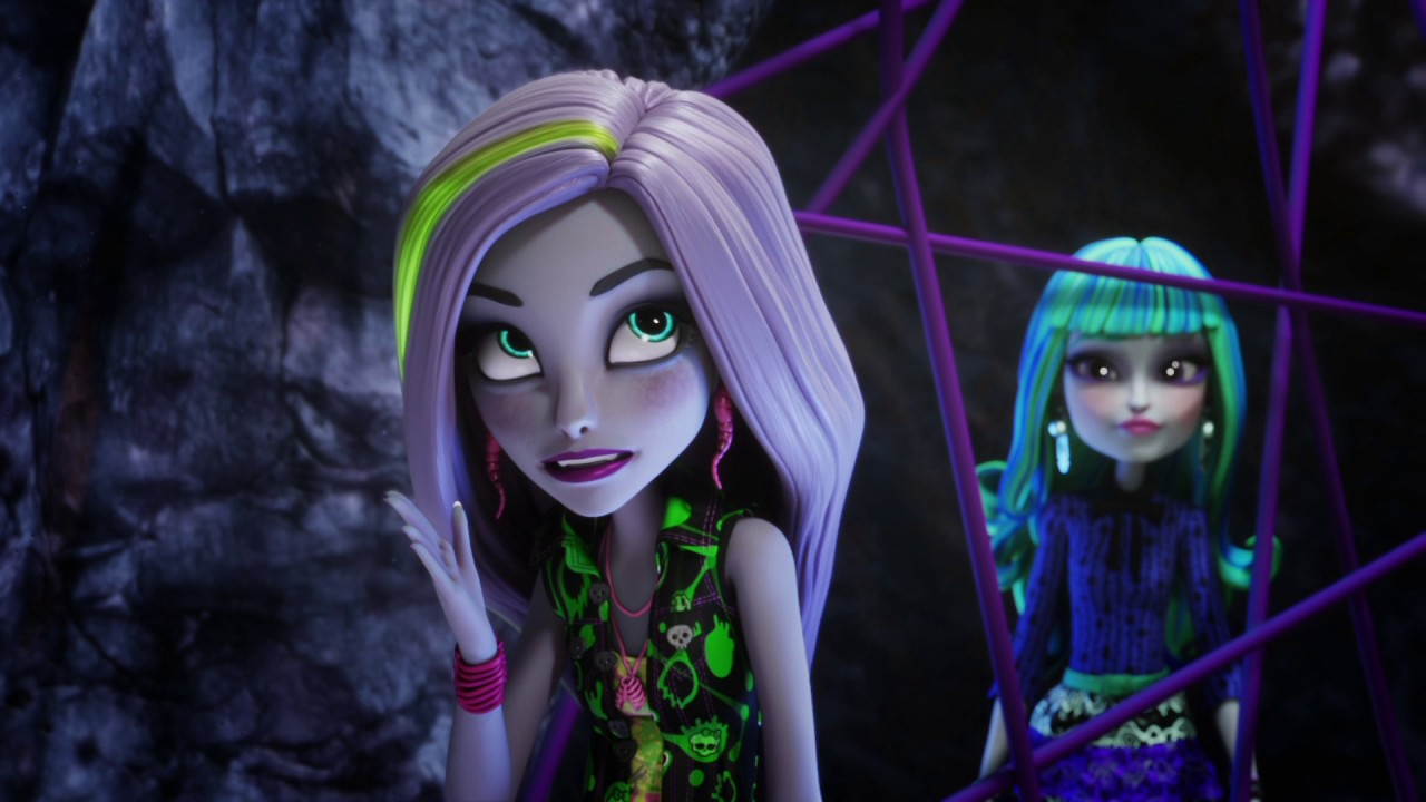 Download Monster High: Electrified - Trailer - Own it on Blu-ray & DVD 3/28