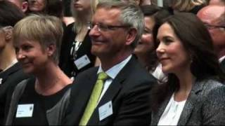 Crown Princess Mary at Cancer Society's Sun Campaign (2011) Thumbnail