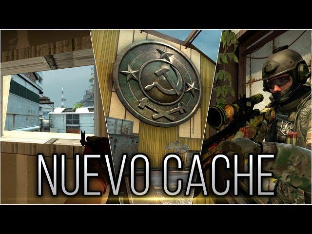 ASÍ PODRÍA SER EL NUEVO CACHE (IN-GAME)   CS:GO