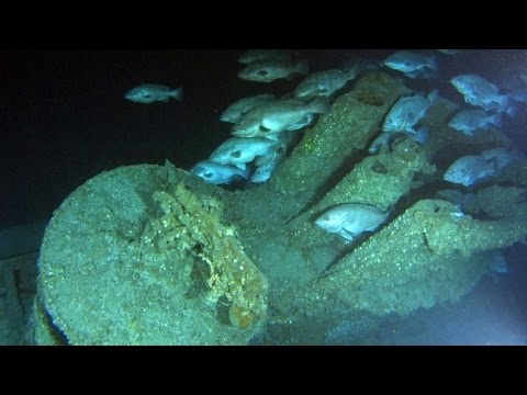 Preview: Wreck of a German U-boat
