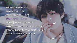 BTS Taehyung songscovers