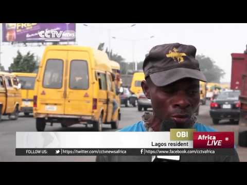Lagos authorities ban trading in traffic