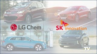 LG Chem, SK Innovation lawsuits could disrupt EV battery supply --Auto News| Car| News|| Honda