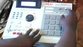 The Basics Steps of beat making using an mpc 2000xl