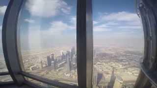 Burj Khalifa elevator