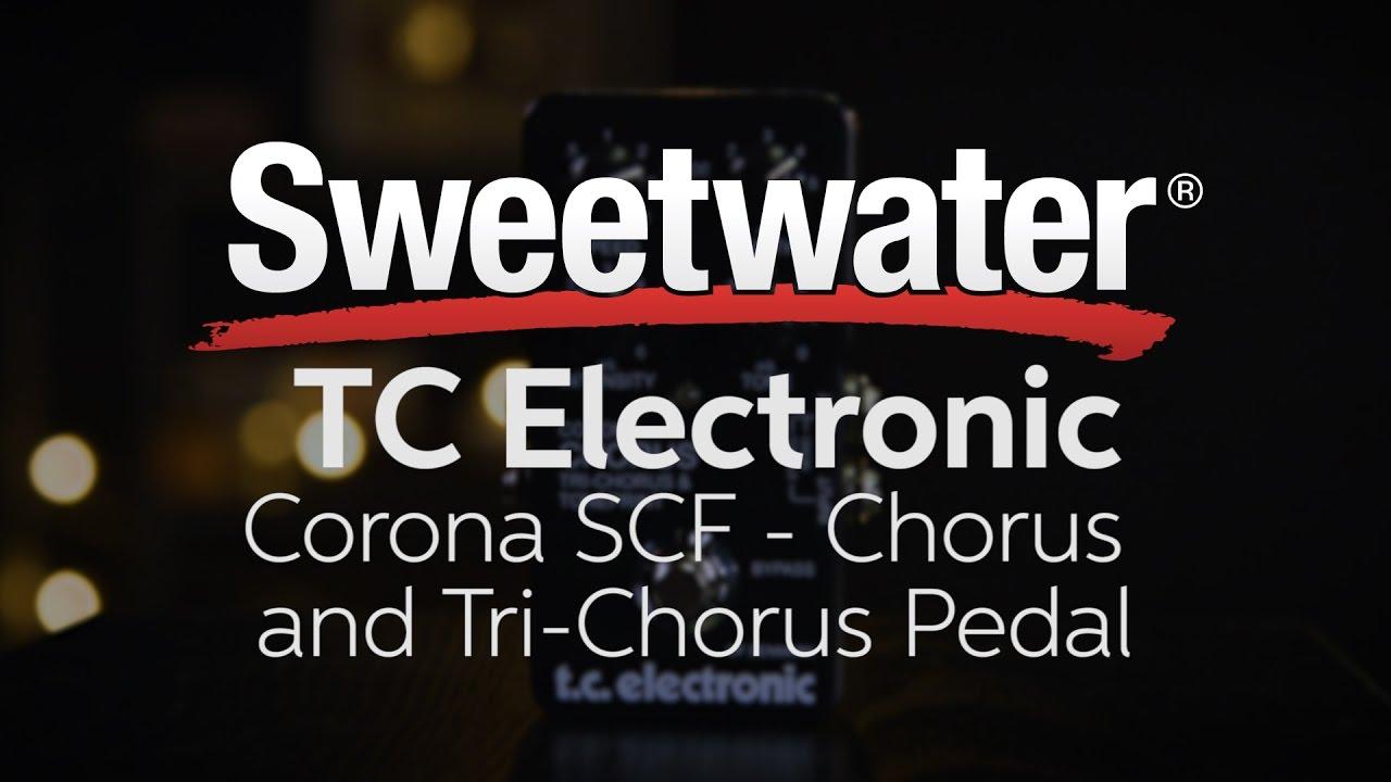 tc electronic corona scf chorus and tri chorus pedal review youtube. Black Bedroom Furniture Sets. Home Design Ideas