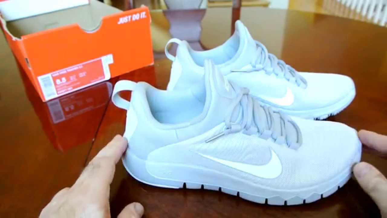 new arrival 40987 d10ee Nike Free Trainer 5.0 - Weekend Nike Outlet buy - YouTube
