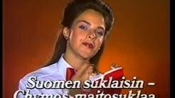 Chymos maitosuklaa 1985