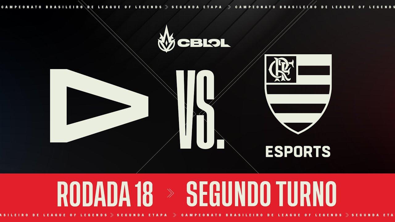 CBLOL 2021: 2ª Etapa - Fase de Pontos   LOUD x Flamengo Esports (2º Turno)