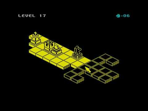 Black Horse Walkthrough, ZX Spectrum