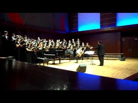 De España Vengo...Coro del Conservatorio de Musica de PR y el Coro Nacional de PR