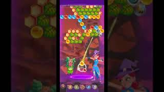 Bubble Witch 3 Saga Level 1298 ~ No Boosters