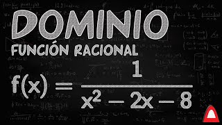 MadMath | Dominio función racional 1