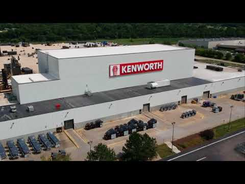 Kenworth Factory- Chillicothe, Ohio