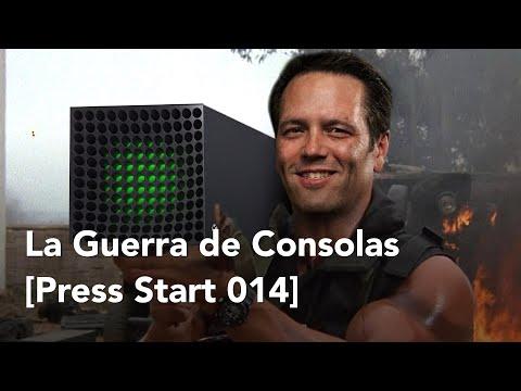 Reaccionamos a sus comentarios y discutimos la Guerra de Consolas [Press Start 014]
