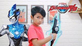 Di video kali ini, Superduper Ziyan mau review mainan Ultraman lagi...