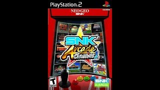 SNK Arcade Classics Vol 1 Ps2 Review