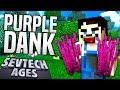 Minecraft - PURPLE DANK - SevTech Ages #2