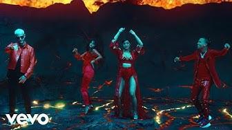 DJ Snake - Taki Taki ft. Selena Gomez, Ozuna, Cardi B (Official Music Video)