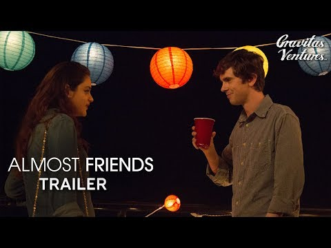 Thumbnail: Almost Friends I Trailer I Freddie Highmore | Odeya Rush | Haley Joel Osment | Christopher Meloni