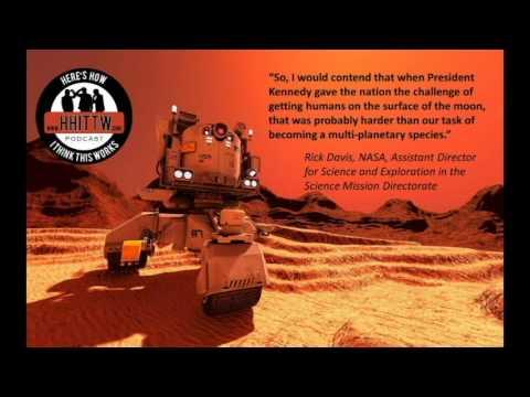 NASA's Rick Davis Reflects on 50 Years of Mars Exploration