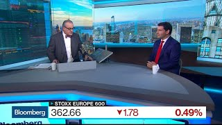 Citi's Rahbari Says the European Slowdown Is Real