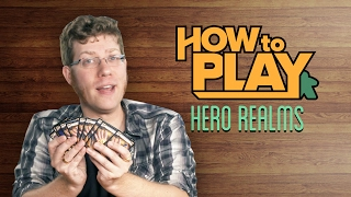 How to Play HERO REALMS!
