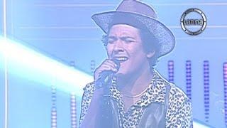 """Bruno Mars le cantó """"Gorilla"""" a las fanáticas de Yo Soy"""