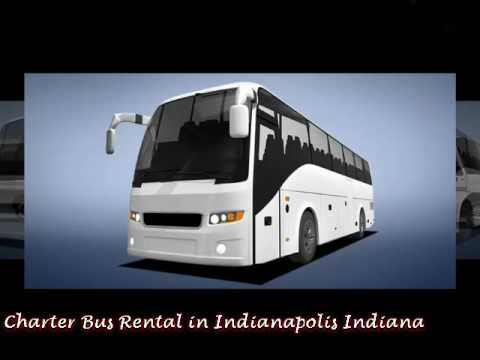 Cheap Charter Bus Rental Service