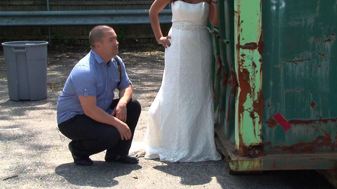 Crappy wedding