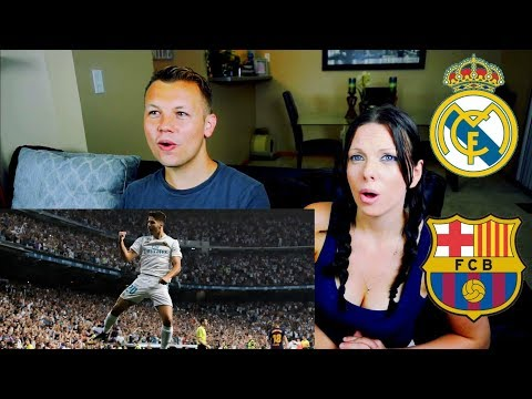 Real Madrid vs Barcelona |All Goals & Highlights |  Super Cup Final Reaction